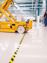 povrchové úpravy priemyselných podláh