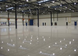 priemyselná podlaha Hella