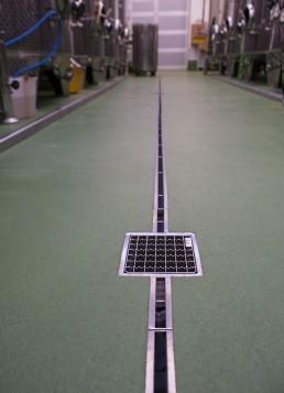 špeciálna podlaha Ucrete Proreco