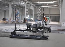 betónová podlaha Hyundai