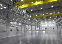 betónové podlahy Hyundai