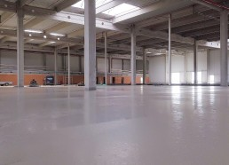 Freudenber Potvorice betonové podlahy