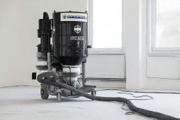 stroje na brúsenie, rezanie, prípravu betónového povrchu
